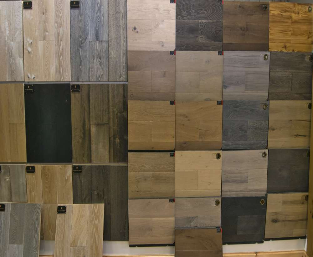 Hardwood flooring finishes for your Stamford, CT home from SunShine Floor Supplies