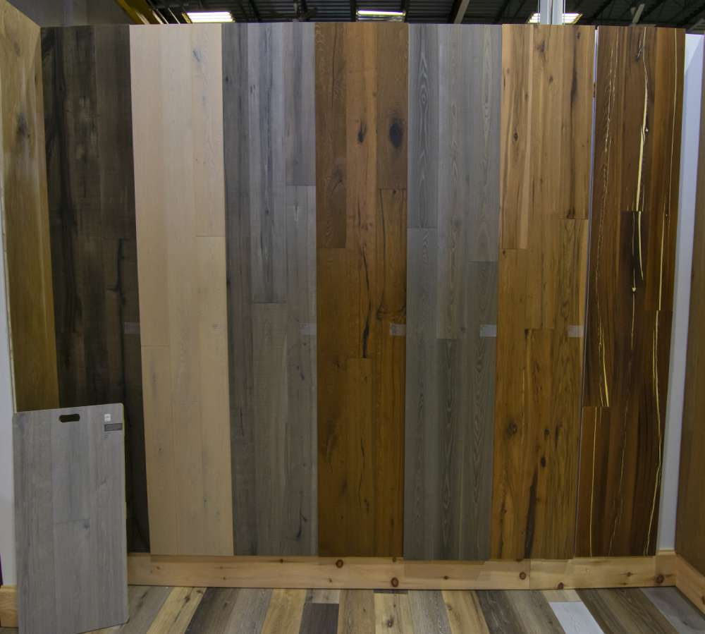 Modern hardwood finishes for your Stamford, CT home from SunShine Floor Supplies