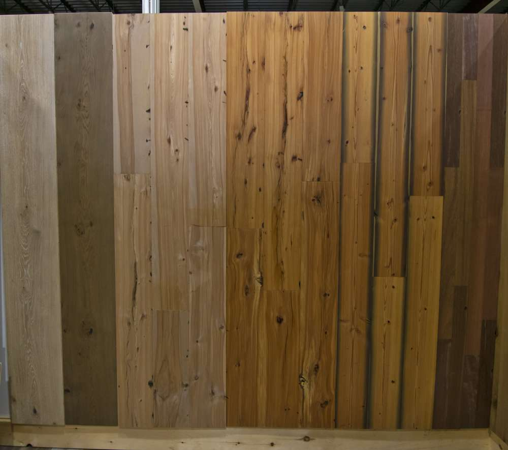 Rustic hardwood flooring for your Stamford, CT home from SunShine Floor Supplies