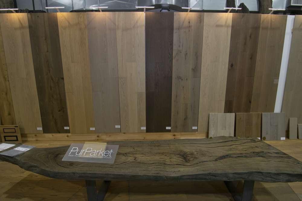PurParket Flooring for your Bridgeport, CT home from SunShine Floor Supplies