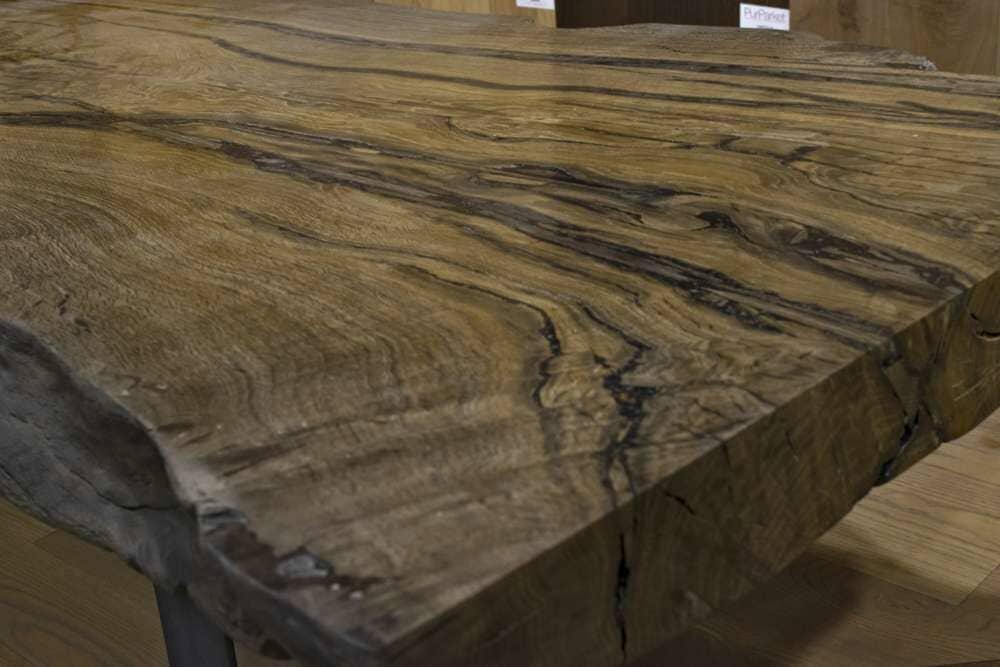 Live edge hardwood for your Bridgeport, CT home from SunShine Floor Supplies