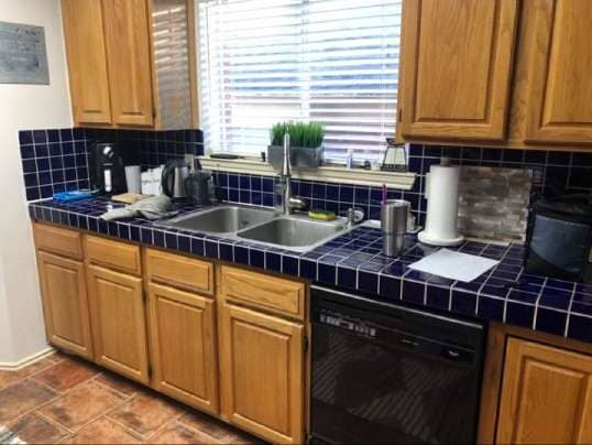 Countertops ALL-PRO FLOORS in Southlake, TX