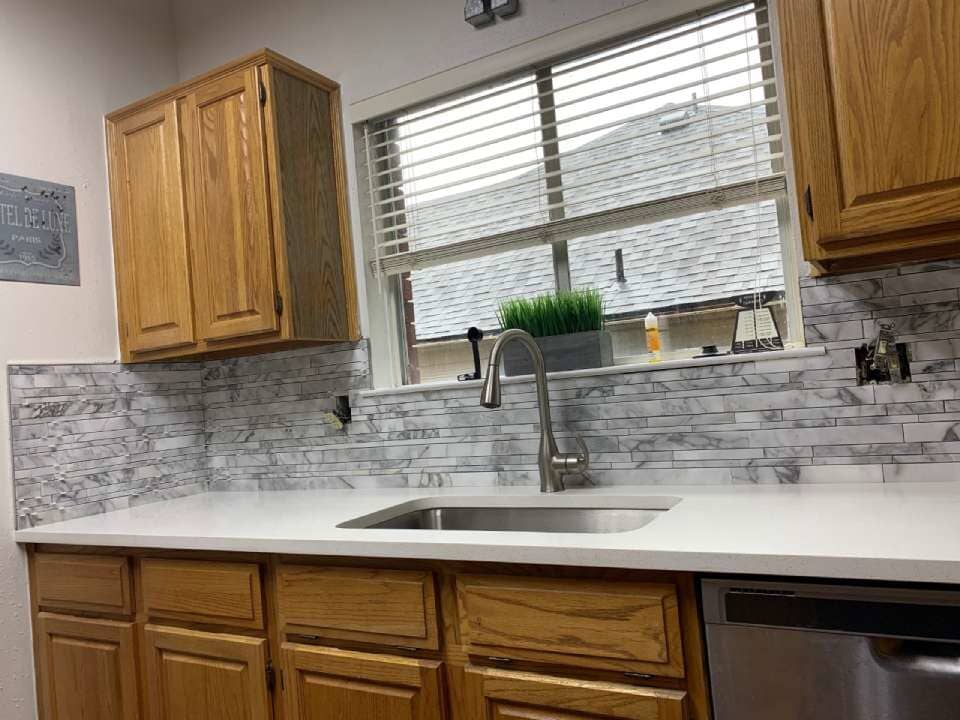 Countertops from ALL-PRO FLOORS in Dallas, TX