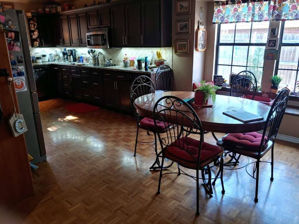 Luxury vinyl flooring ALL-PRO FLOORS in Arlington, TX