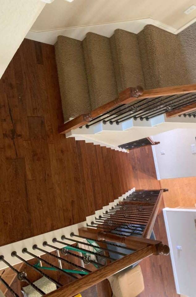 Hardwood flooring from ALL-PRO FLOORS in Southlake, TX