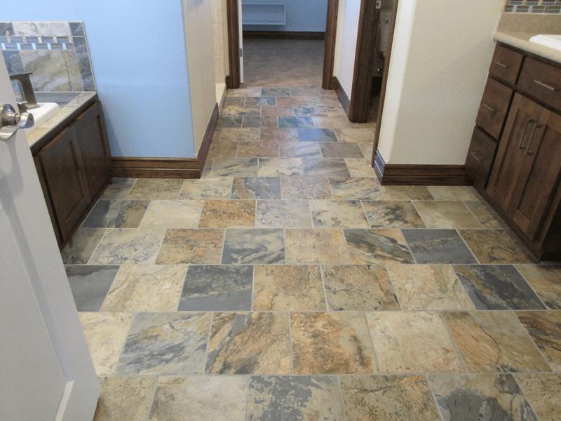 Tile flooring in Carl Junction, MO from Joplin Floor Designs