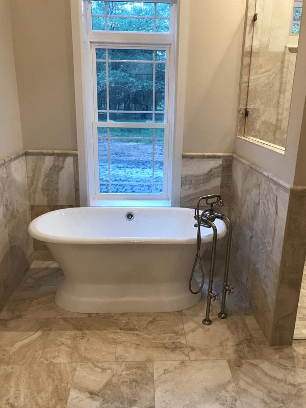 Bathroom remodel in Carl Junction, MO from Joplin Floor Designs