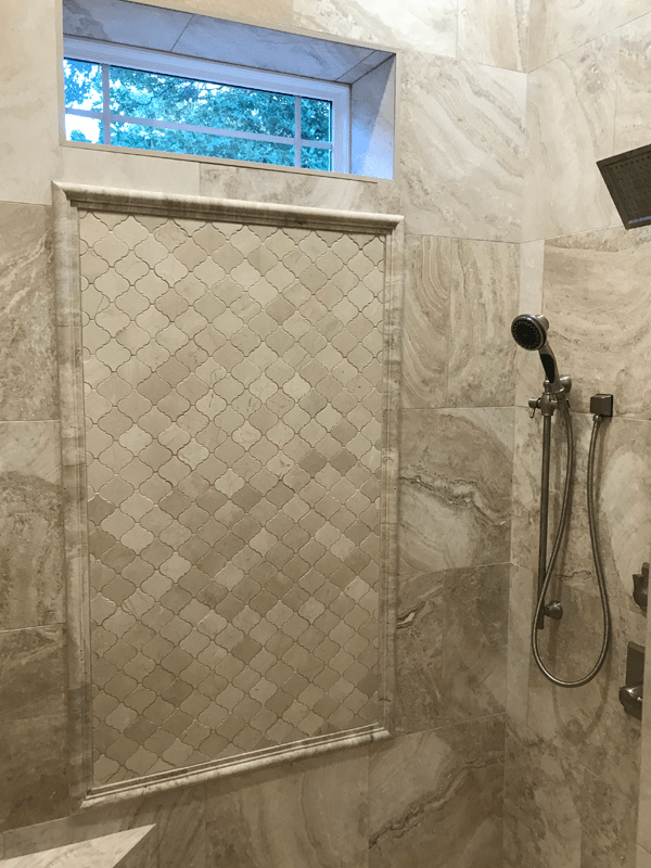 Shower tile in Joplin, MO from Joplin Floor Designs