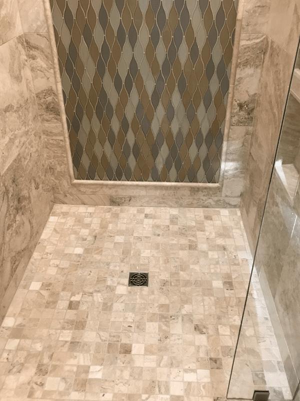 Shower tile in Carthage, MO from Joplin Floor Designs