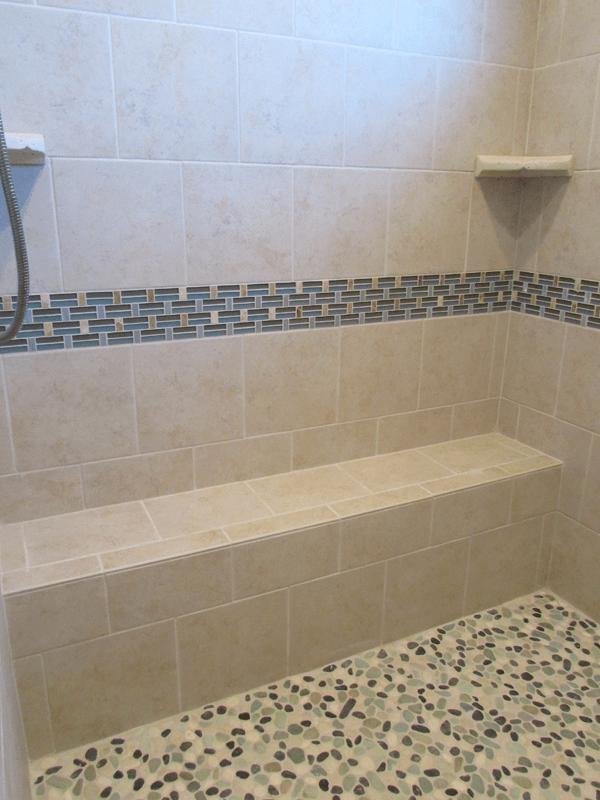 Wall tile in Webb City, MO from Joplin Floor Designs
