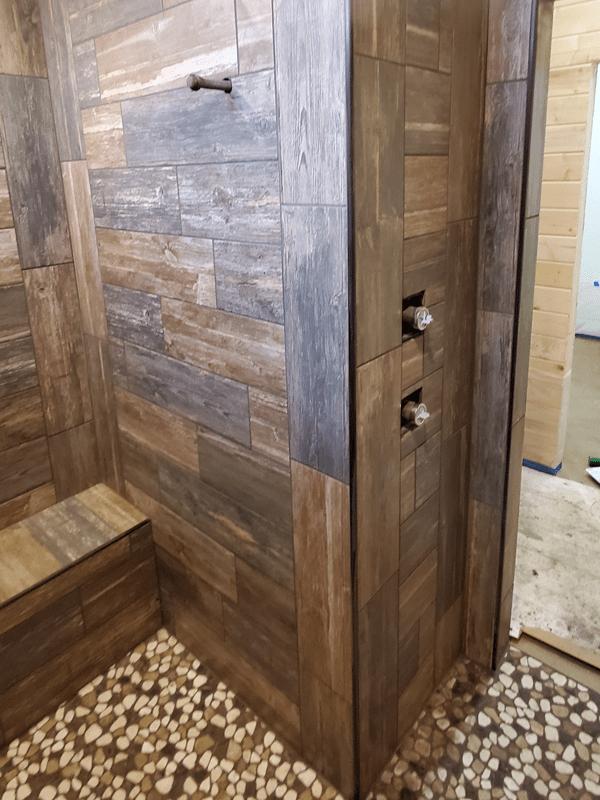 Shower tiles in Joplin, MO from Joplin Floor Designs