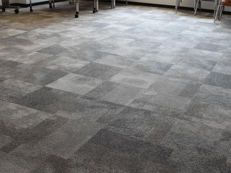 Commercial carpet installation in Webb City, MO from Joplin Floor Designs
