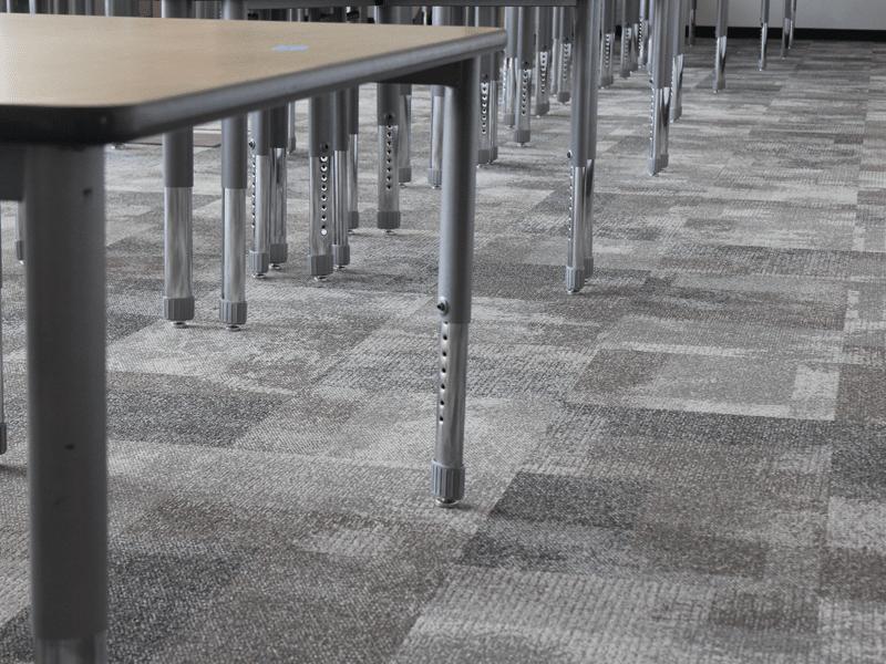 Modern carpet tiles in Joplin, MO from Joplin Floor Designs