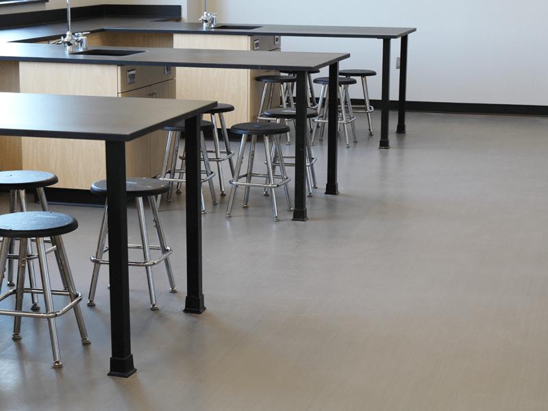 Commercial vinyl flooring in Joplin, MO from Joplin Floor Designs