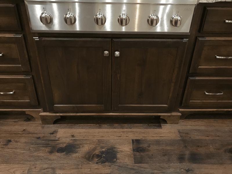 Wood-look flooring in Leawood, MO from Joplin Floor Designs