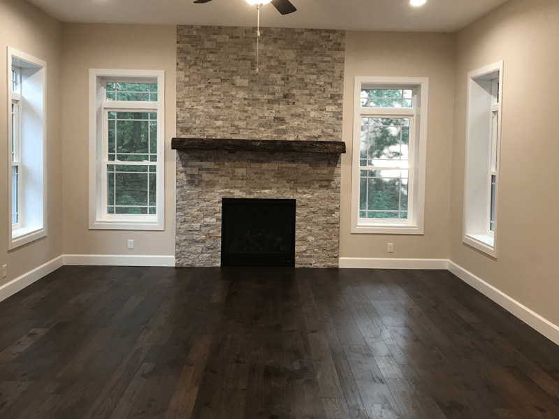 Living room flooring in Carl Junction, MO from Joplin Floor Designs