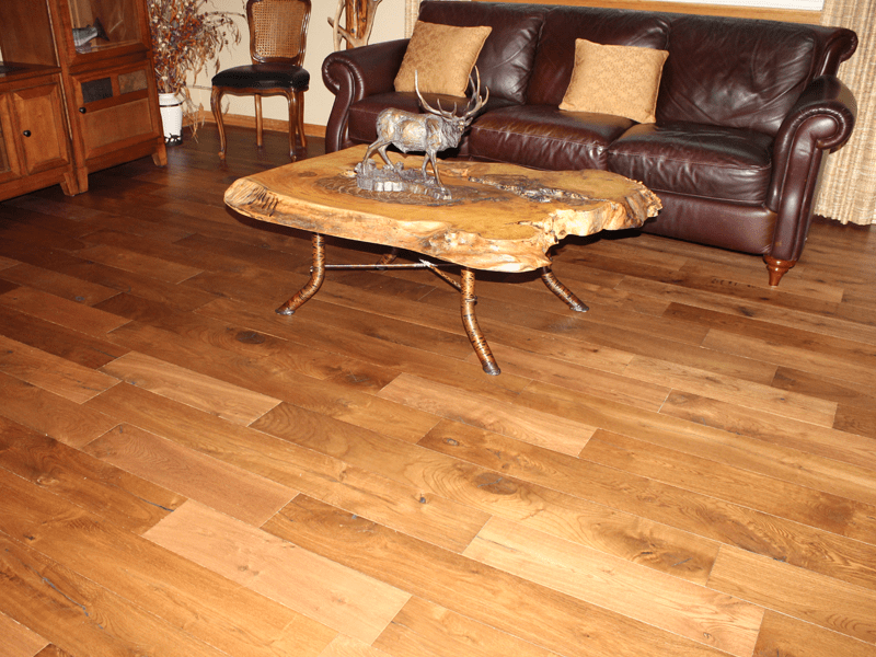 Hardwood flooring in Joplin, MO from Joplin Floor Designs