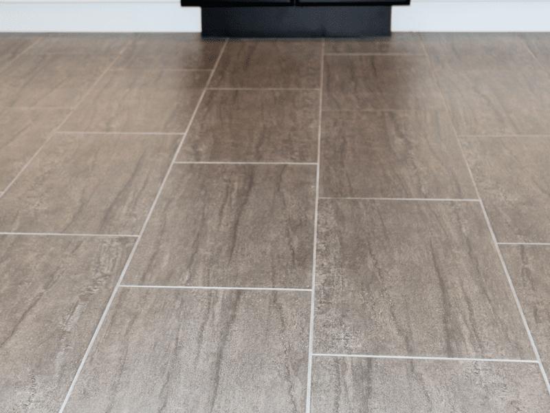Large format tile in Leawood, MO from Joplin Floor Designs