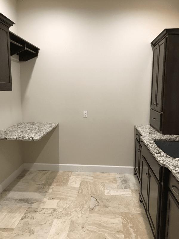 Laundry room flooring in Carl Junction, MO from Joplin Floor Designs
