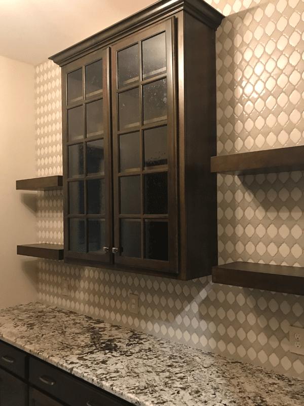 Dry bar granite countertops in Carl Junction, MO from Joplin Floor Designs