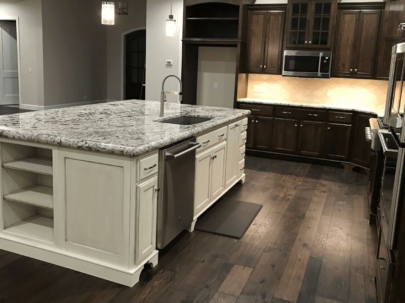 Hardwood flooring in Carthage, MO from Joplin Floor Designs