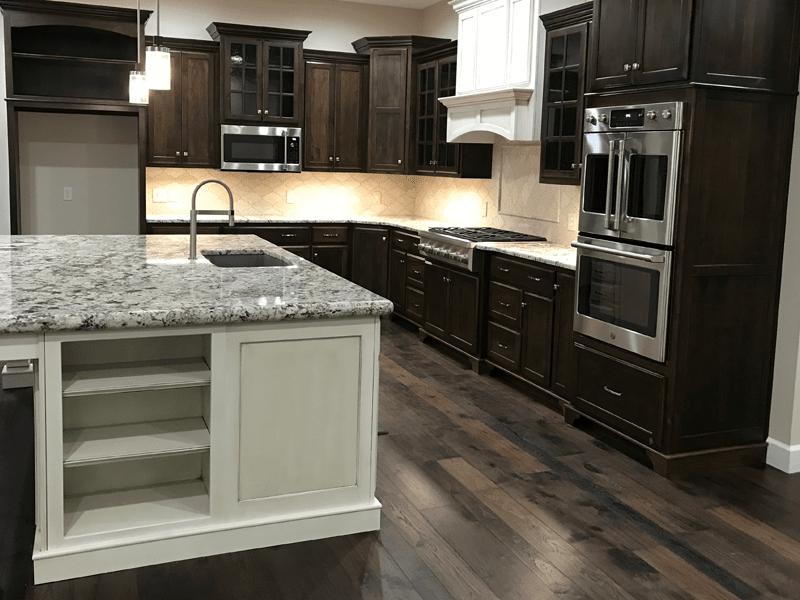 Kitchen remodel in Carl Junction, MO from Joplin Floor Designs