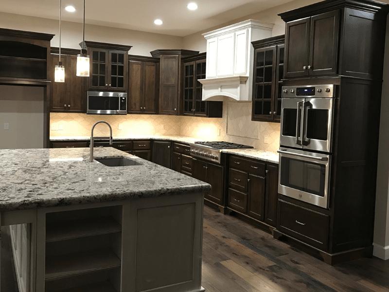 Kitchen remodel in Joplin, MO from Joplin Floor Designs