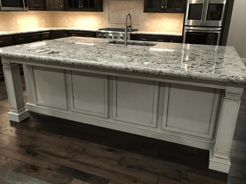 Kitchen countertops in Leawood, MO from Joplin Floor Designs