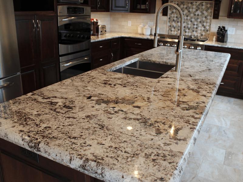 Kitchen countertop in Joplin, MO from Joplin Floor Designs