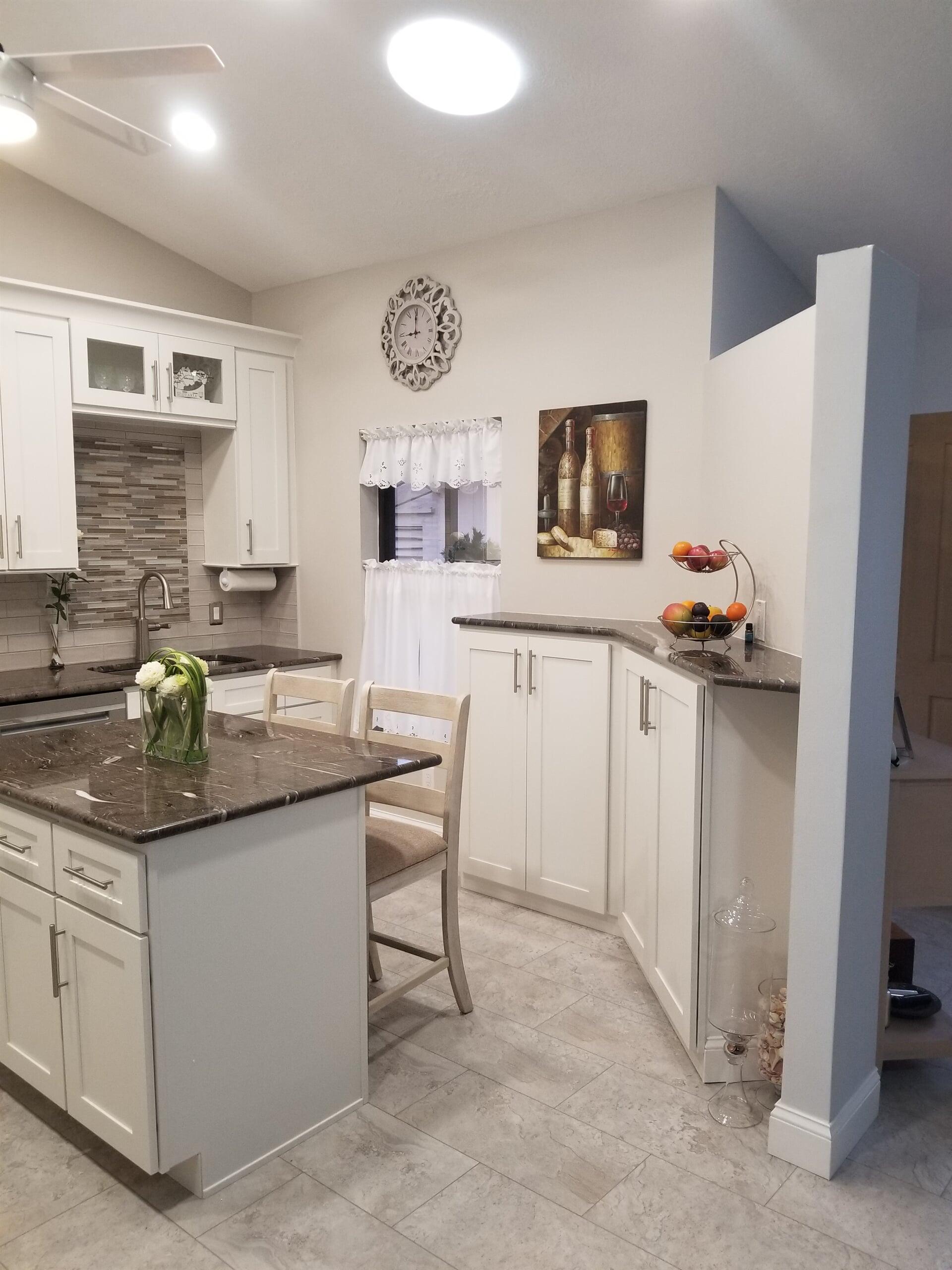 Custom fit cabinetry in Jensen Beach, FL from Agler Kitchen, Bath & Floors