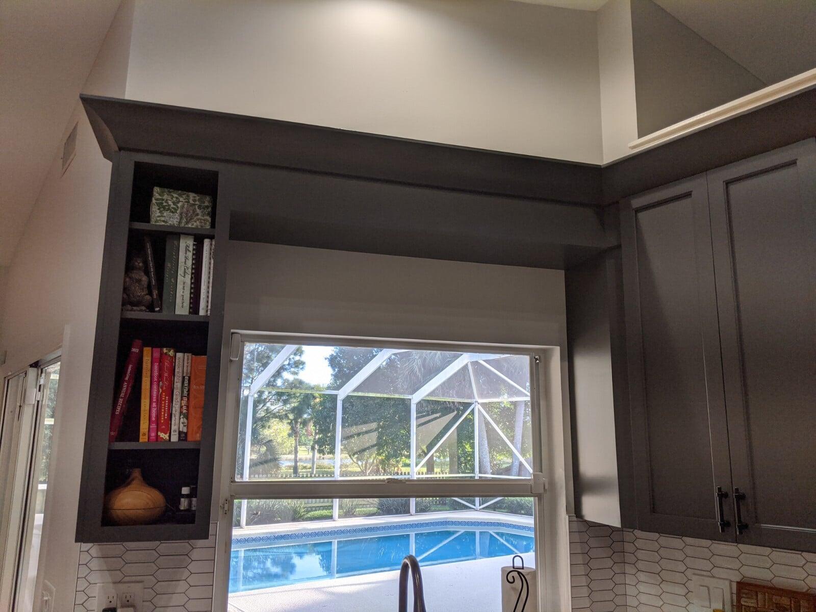 Custom cabinetry and shelving in Stuart, FL from Agler Kitchen, Bath & Floors
