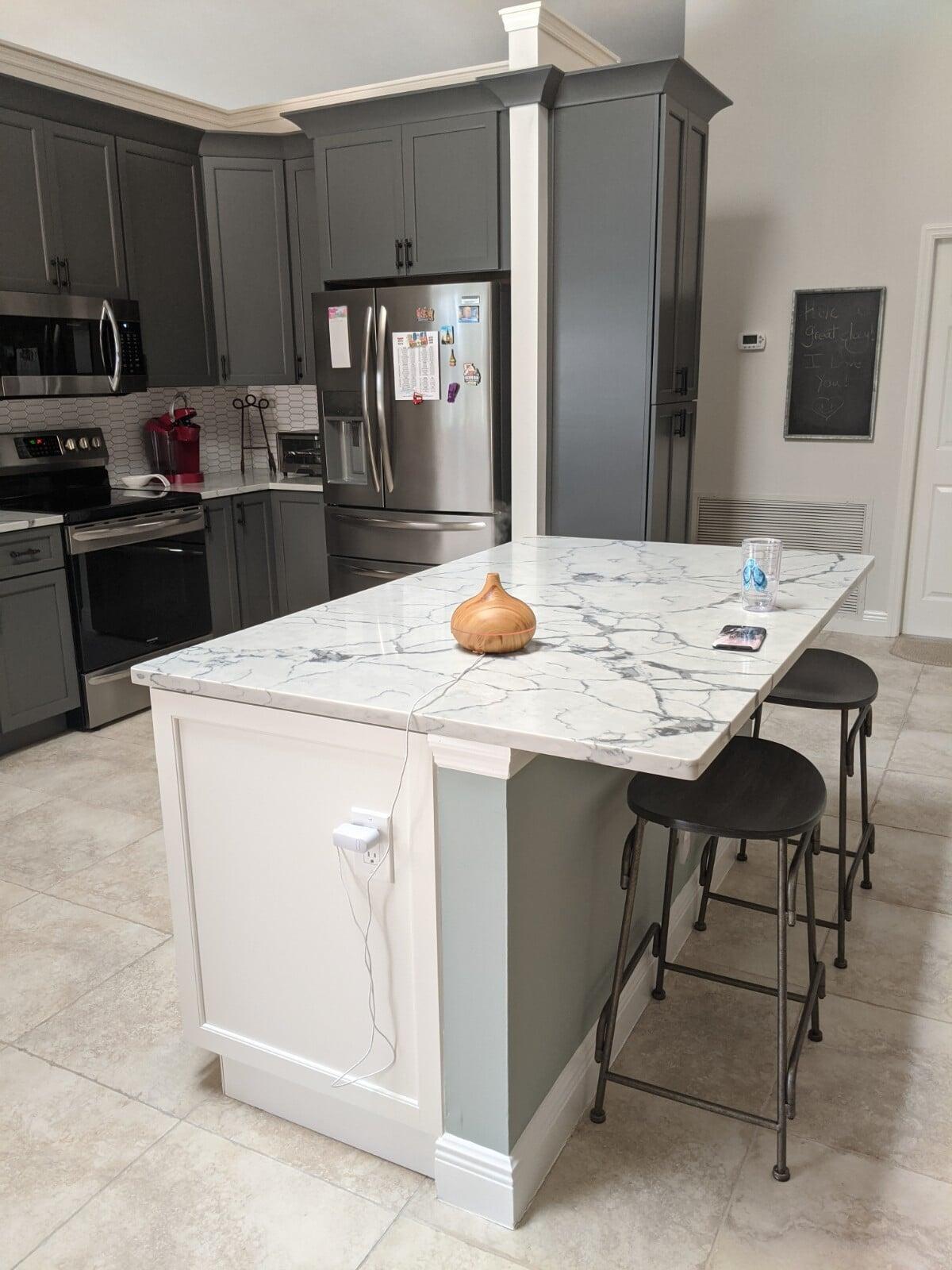 Classic countertops in Jensen Beach, FL from Agler Kitchen, Bath & Floors