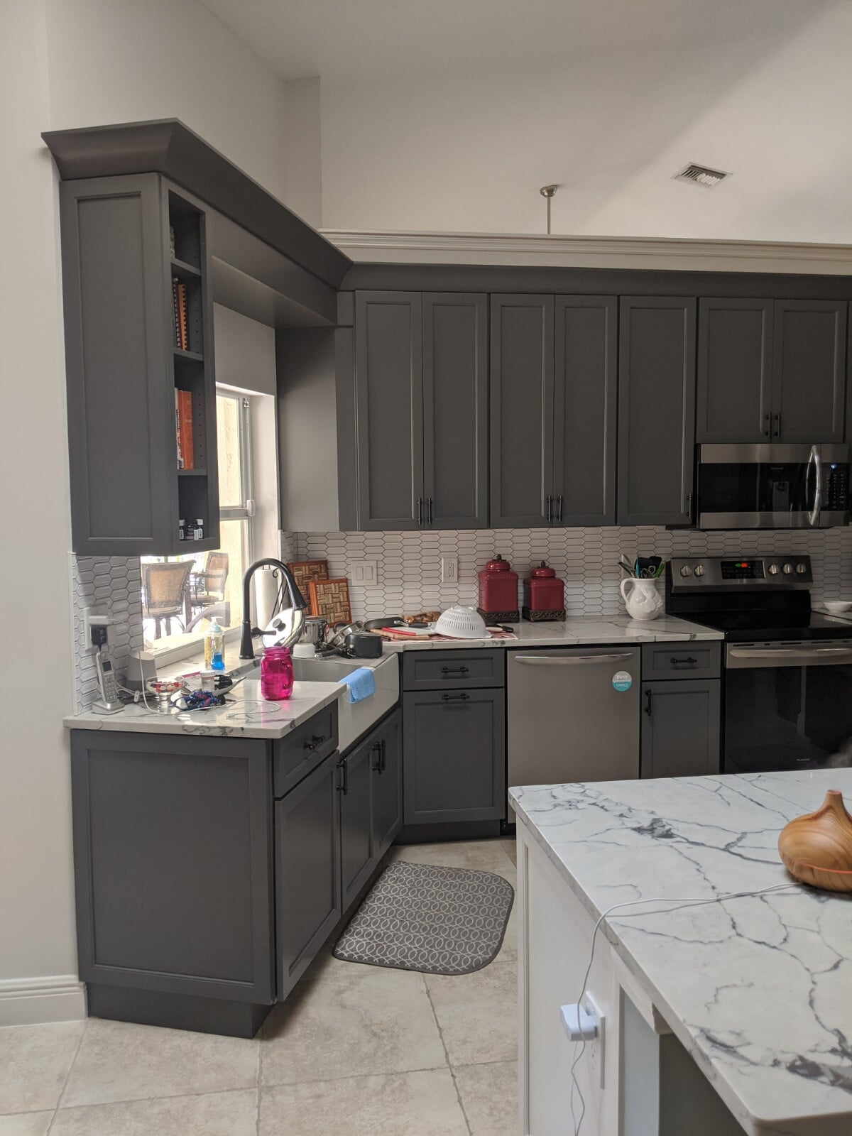 Dream kitchen design in Port Saint Lucie, FL from Agler Kitchen, Bath & Floors