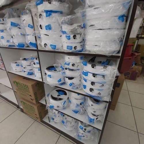 Embalagens diversas