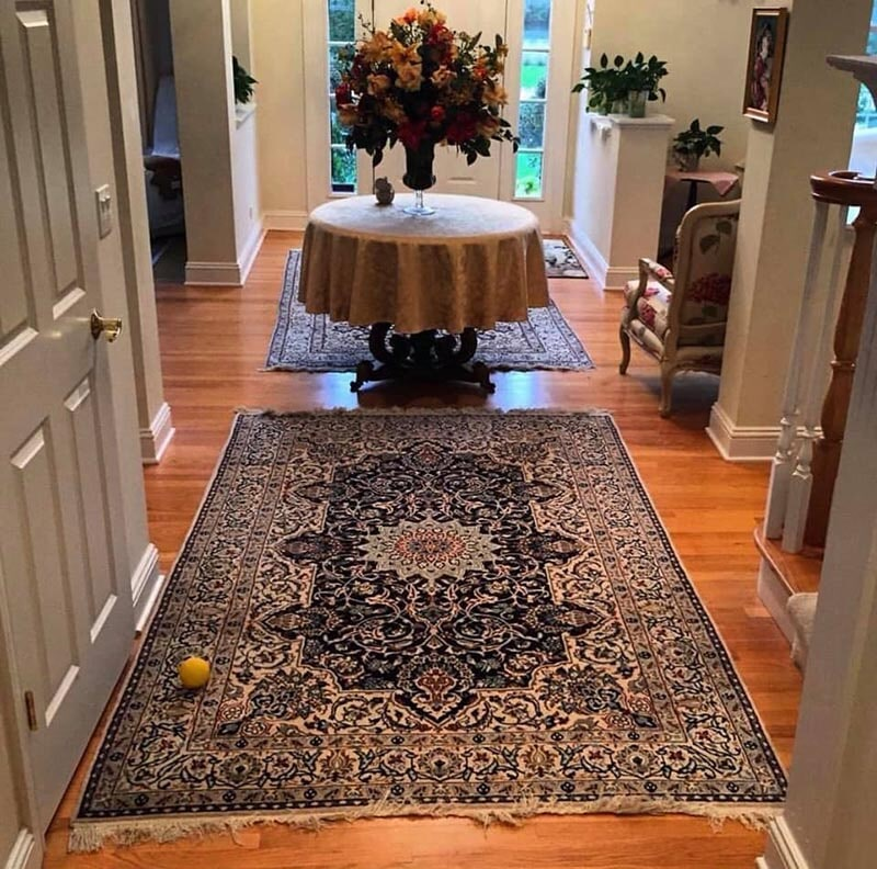 Beautiful area rugs in Lake Forest, IL from Wholesale Carpet Designs