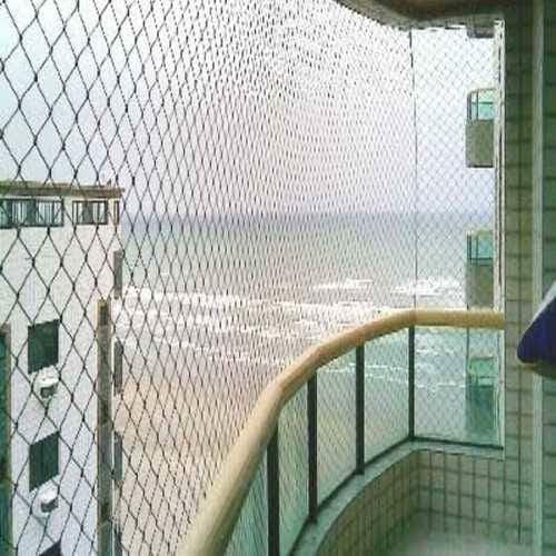 Rede de proteção para varandas