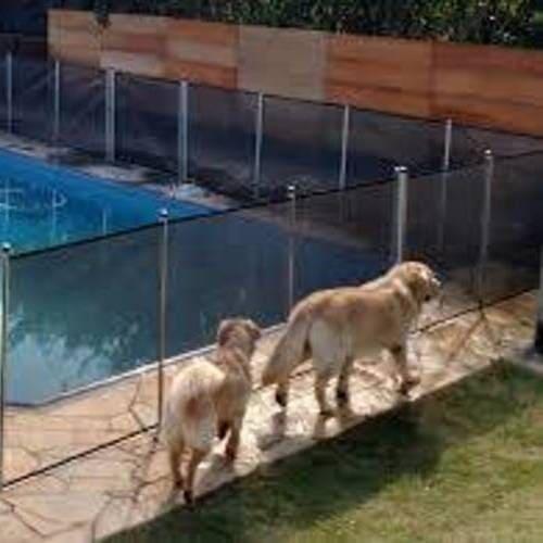 Proteção para piscinas