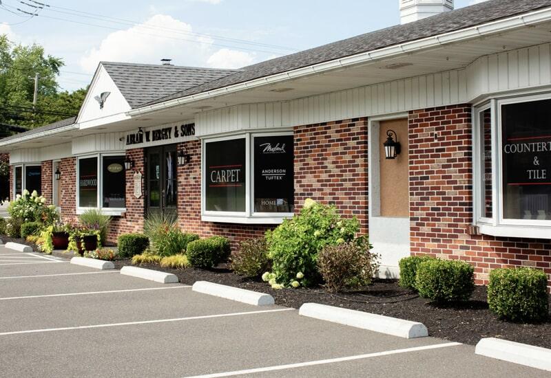 A.W. Bergey & Sons Inc. showroom near Skippack, PA