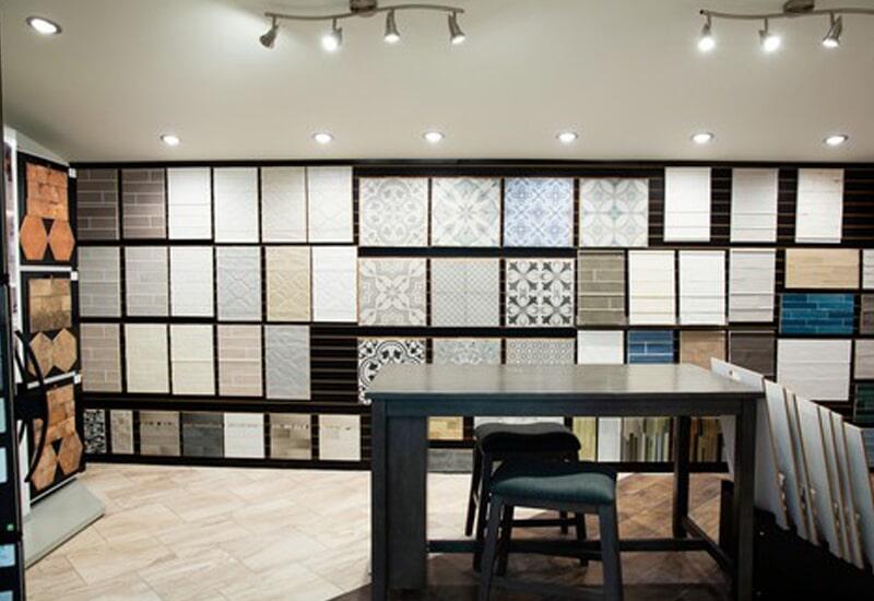 A.W. Bergey & Sons Inc. showroom near Harleysville, PA