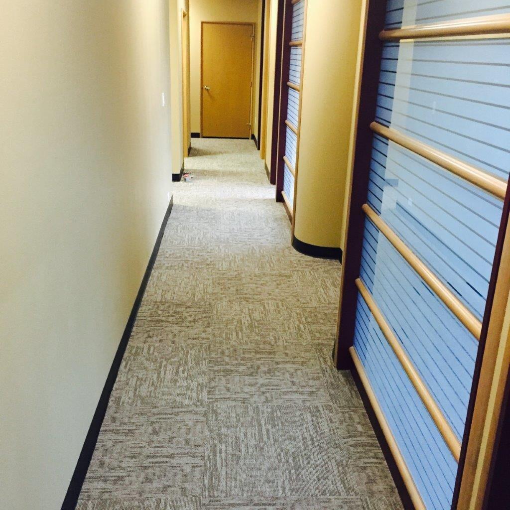 Shaw, Carbon Copy Carpet Tile, Beige