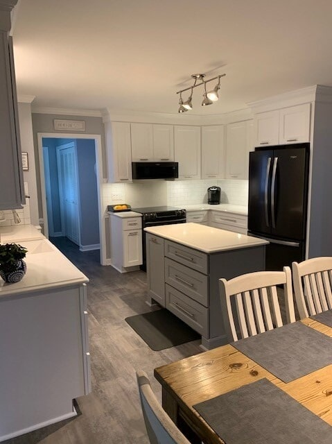 Modern cabinetry in Harrisburg, NC from Custom Floor Solutions
