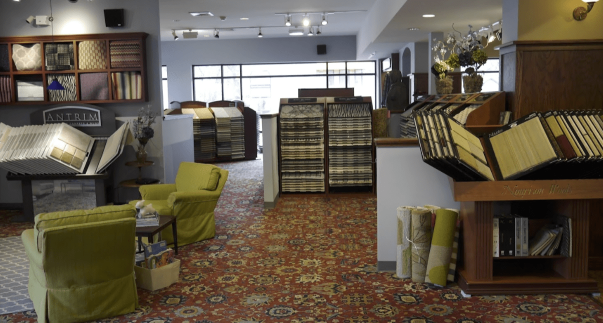 Carpet in Aurora, IL from the Russell Martin Carpet & Rugs showroom