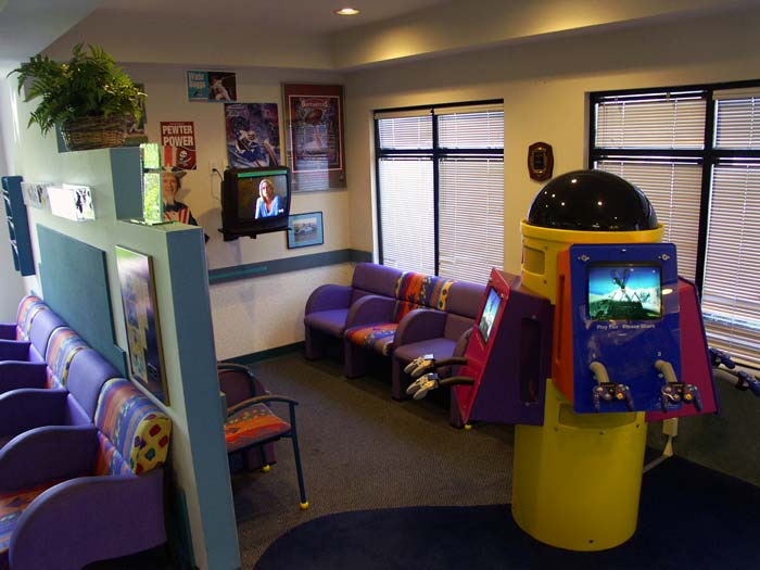 Teen Waiting Room