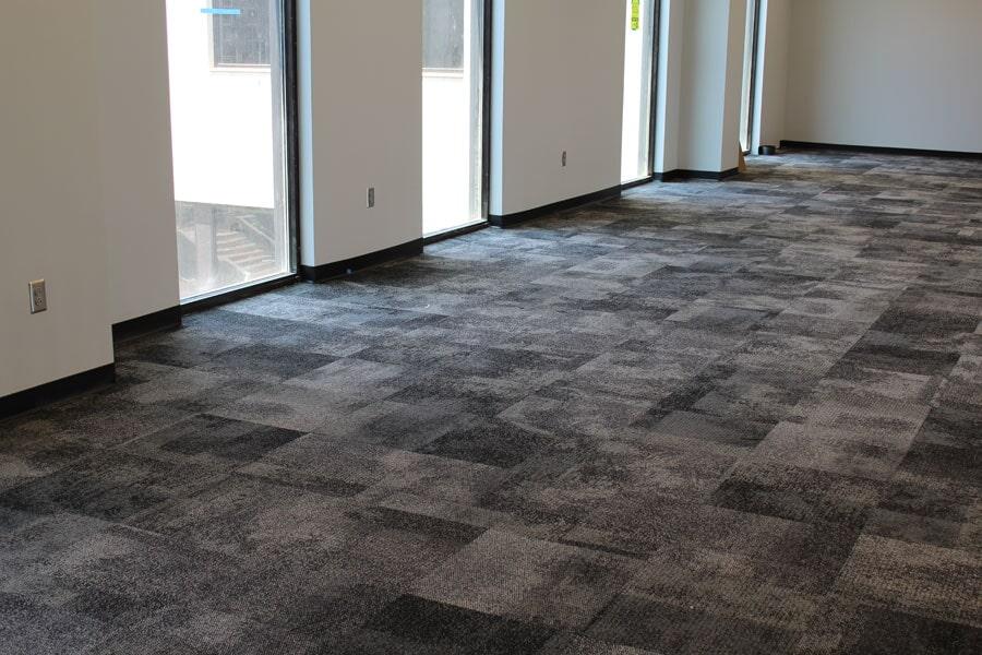 Modern carpet tiles in Webb City, MO from Joplin Floor Designs