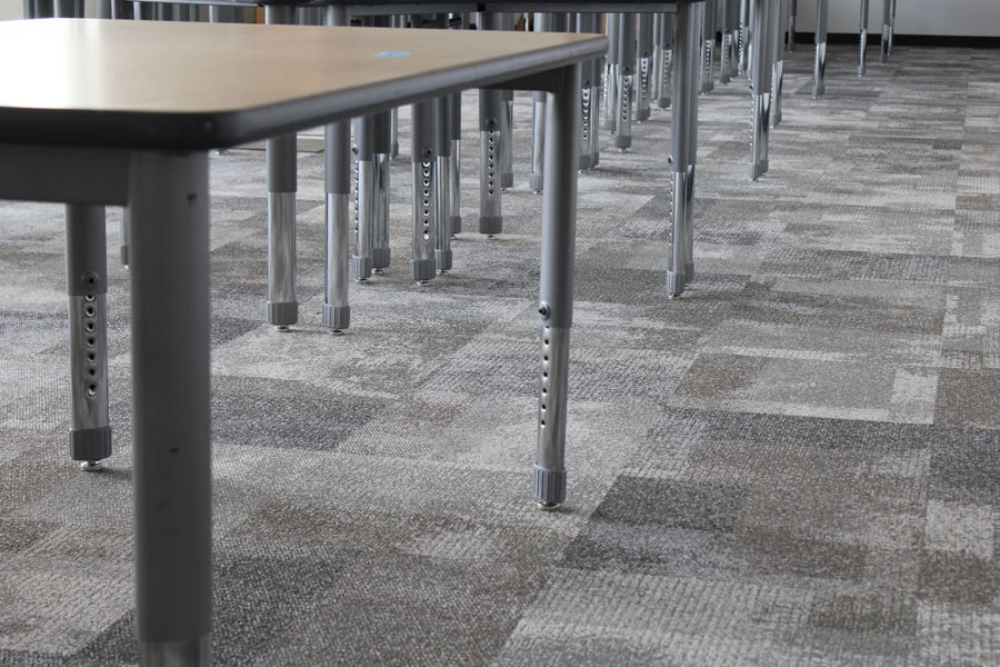 Commercial carpet in Carthage, MO from Joplin Floor Designs