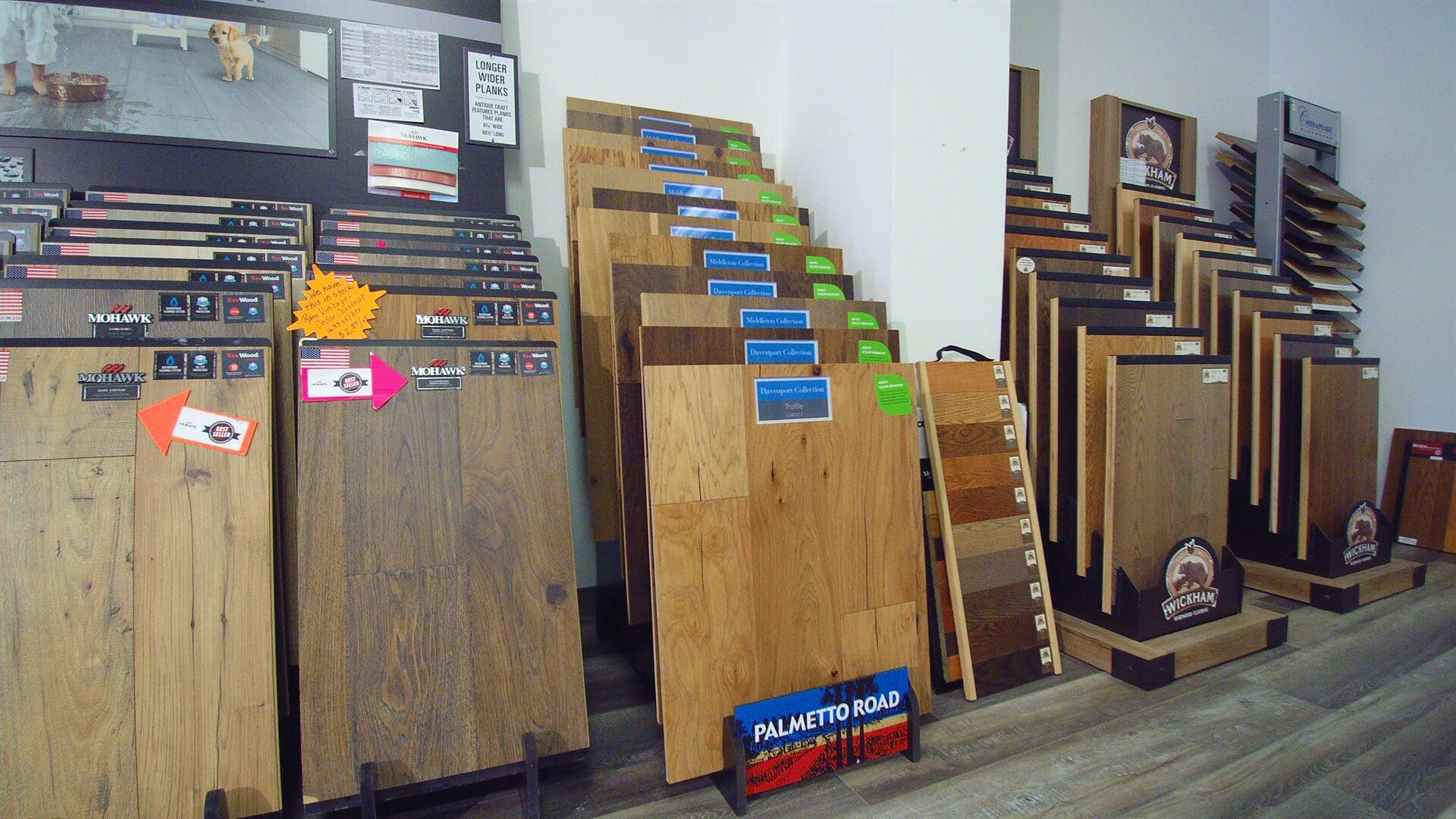 Hardwood in Brandywine, WA from Eagle Carpet, Inc.