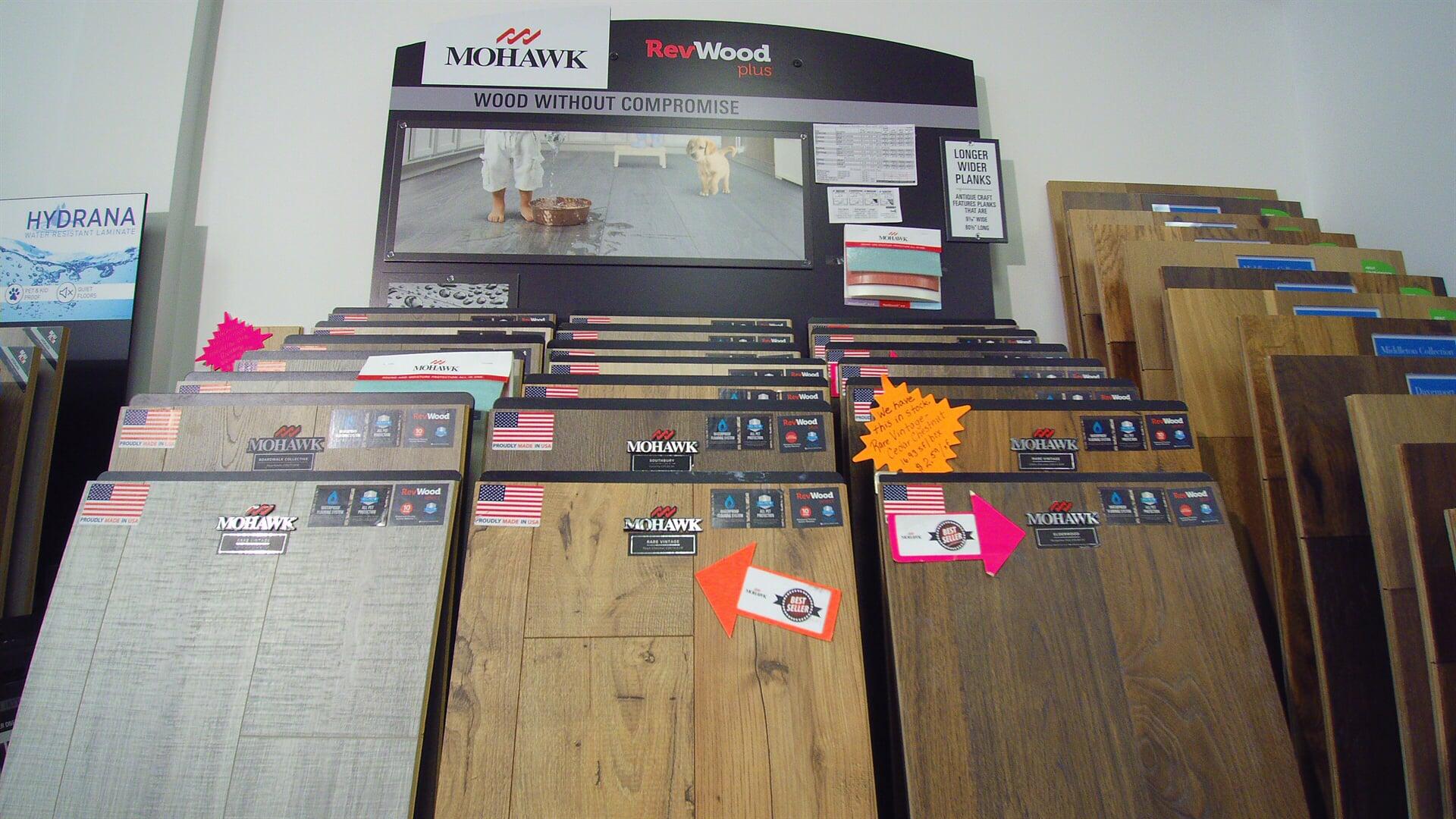 Wood floors in Staunton, VA from Eagle Carpet, Inc.