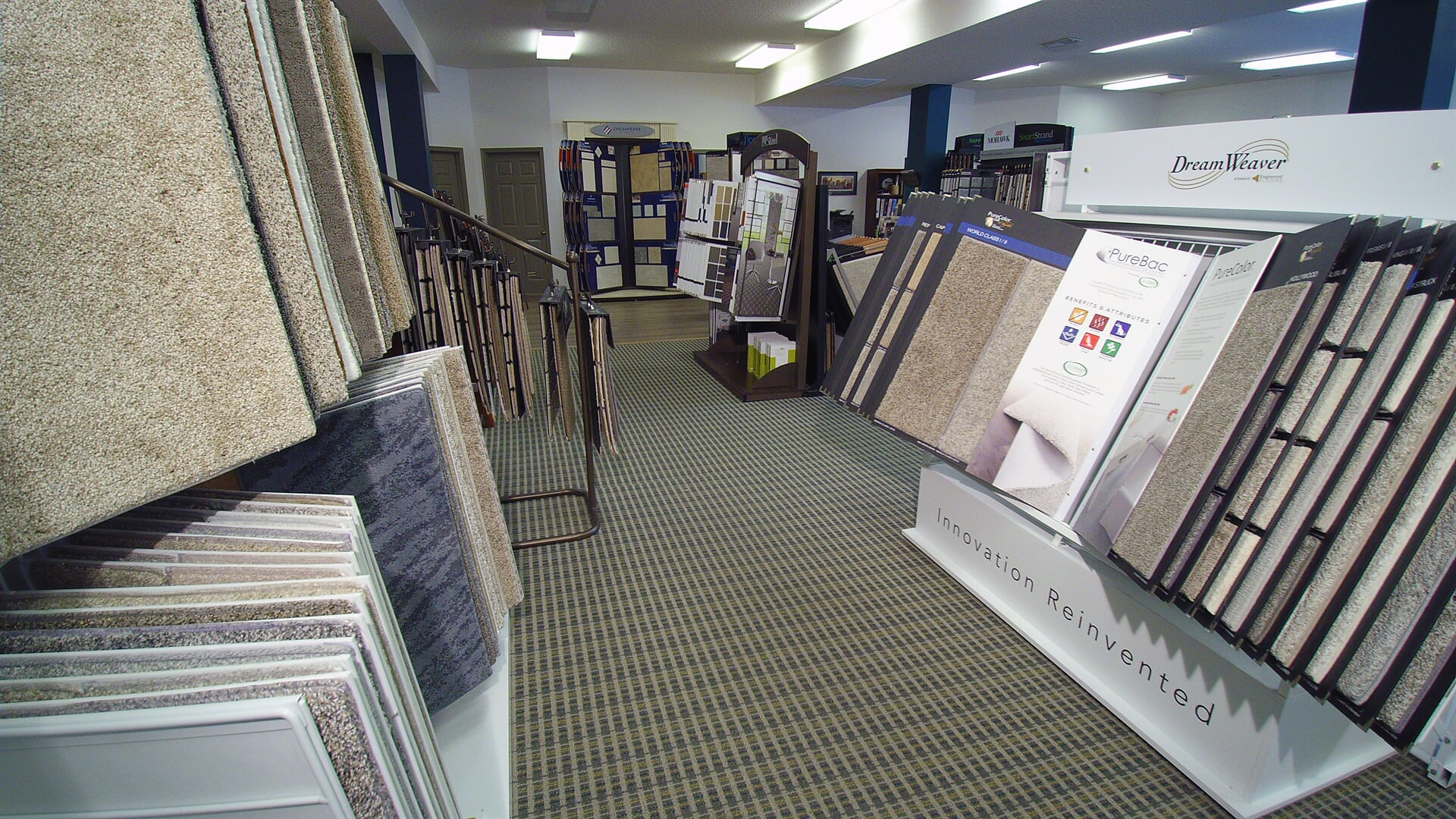 Carpet flooring in Shenandoah, VA from Eagle Carpet, Inc.
