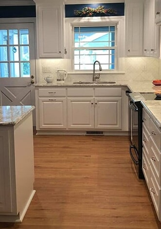 Beautiful kitchens in Lucama, NC from Richie Ballance Flooring & Tile