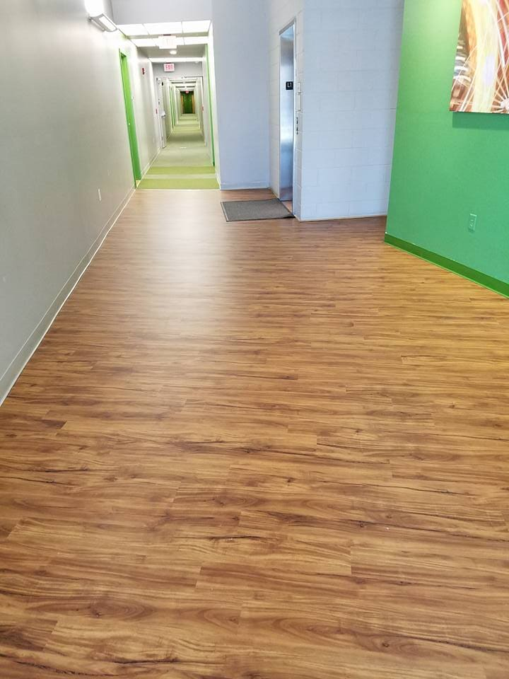 Residential flooring in Woodstock, VA from Strickler Carpet